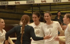Video: Volleyball Highlights – Idaho vs. Spokane Falls CC 4/9/16