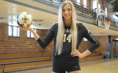 Volleyball: Middle Talent Emerges