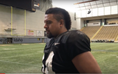 Tueni Lupeamanu on his time at Idaho