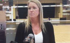 Volleyball: Debbie Buchanan Postgame Interview 9/16/16