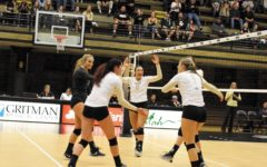 Volleyball: Downward Spike