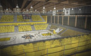 Idaho Arena architectural renderings
