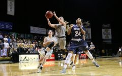 W. Basketball: Roadblock in Reno